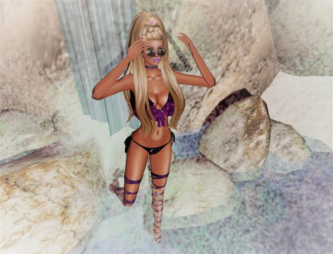 Love lace Mystic bikini #2